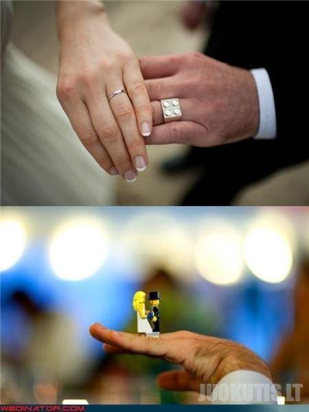 Juokingiausios vestuvių nuotraukos