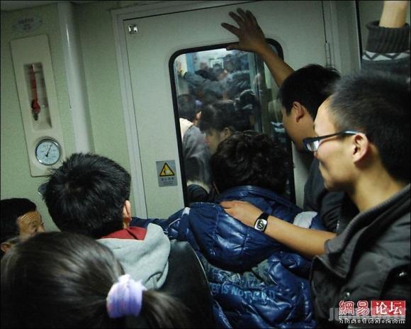 Kinijos traukiniai