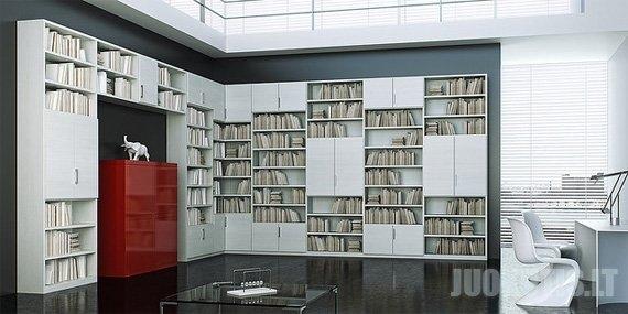 Knygų lentynos ne iš šio pasaulio