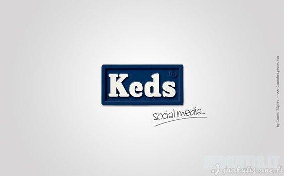 Socialinių tinklų kedai