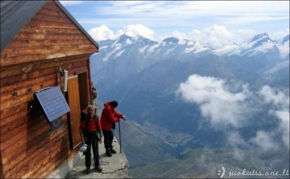 Namelis kalnuose