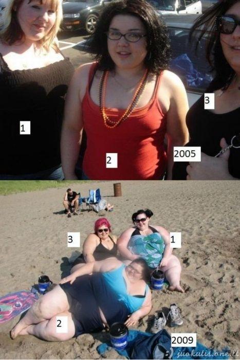 Nesveiko maisto dieta