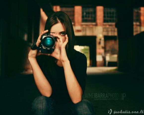 Gražių merginų nuotraukos