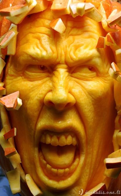 Moliūgų monstrai Helovynui