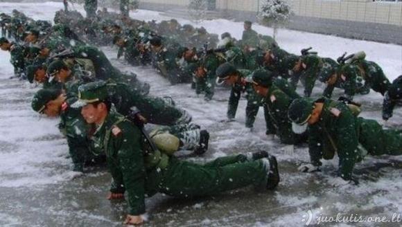 Kariuomenė Kinijoje