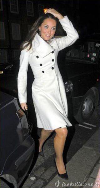 Kate Middleton: iš pelenės - į princesę