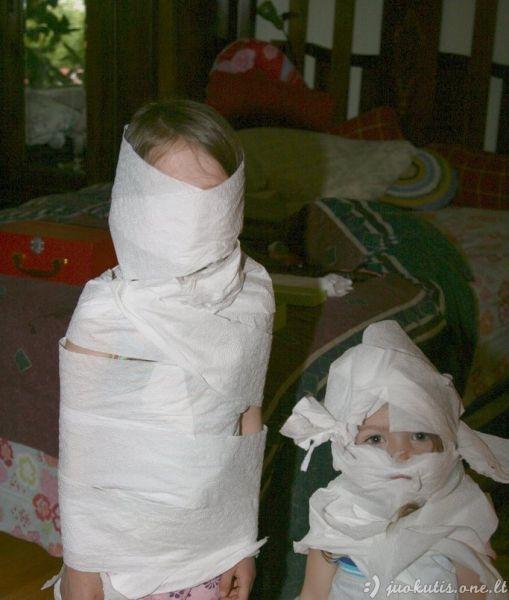 Vaikiškos išdaigos
