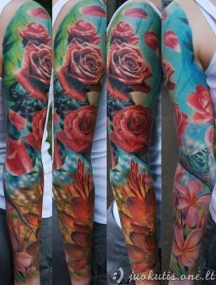 Geriausias tatuiruočių dizainas