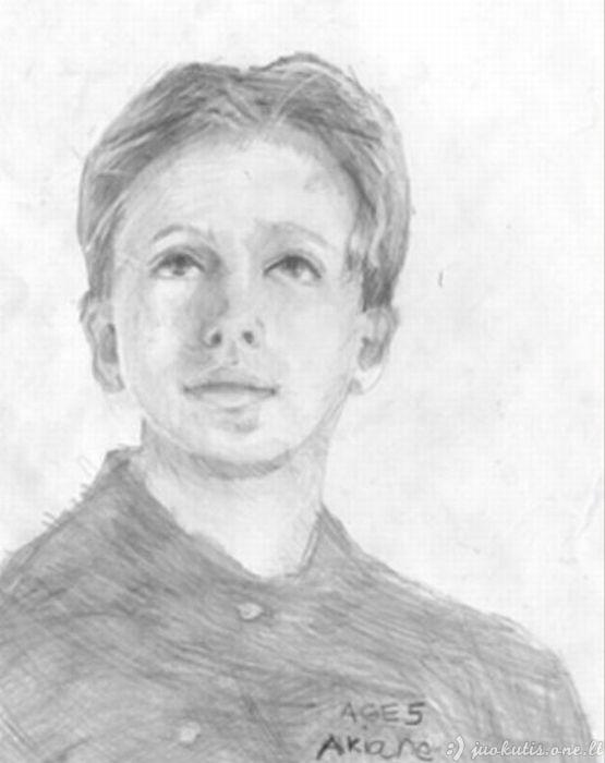 Labai talentinga dailininkė