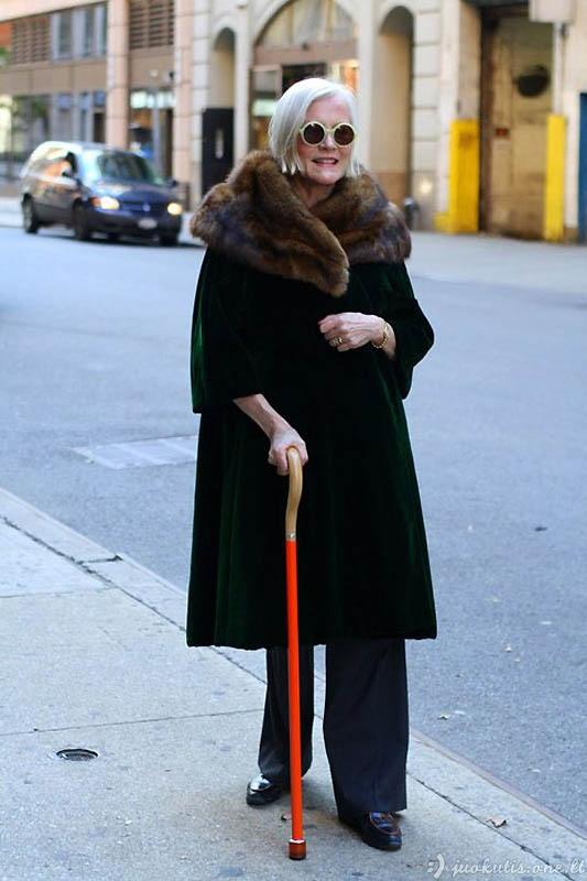 Stilingi Niujorko senukai