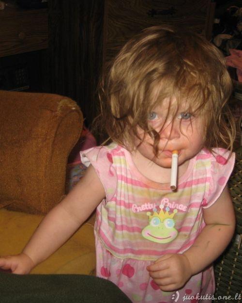 Blogas elgesys su vaikais