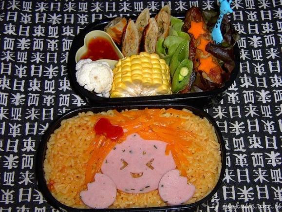 Japoniški pietūs Bento