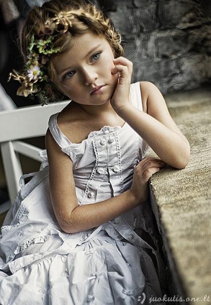 Populiariausiais modelis-vaikas