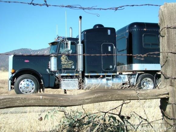 Midnight Rider - didžiausias limuzinas pasaulyje