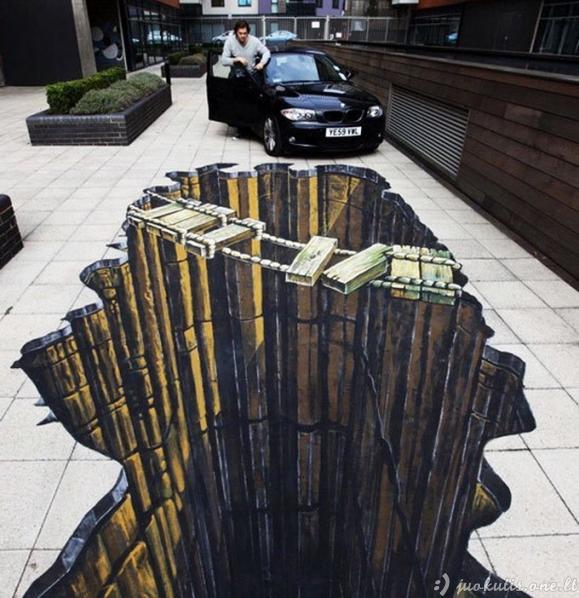 Didžiausias 3D piešinys istorijoje