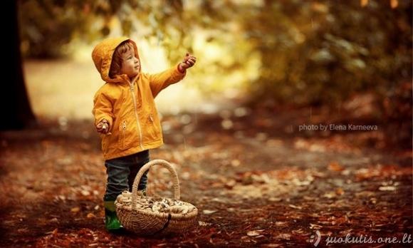 Nuostabi vaikystė