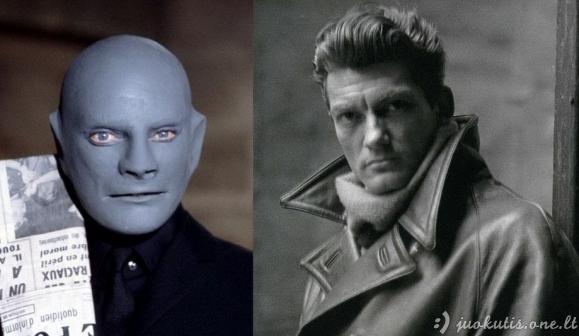 Neįprasti aktorių vaidmenys