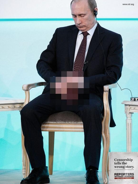 Juokinga cenzūra