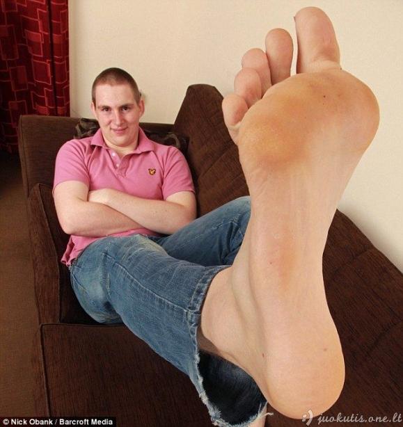 Milžiniškos pėdos