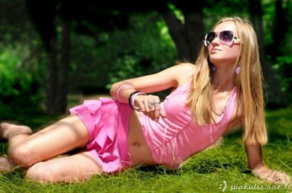 Ar tinka merginoms rožinė spalva?
