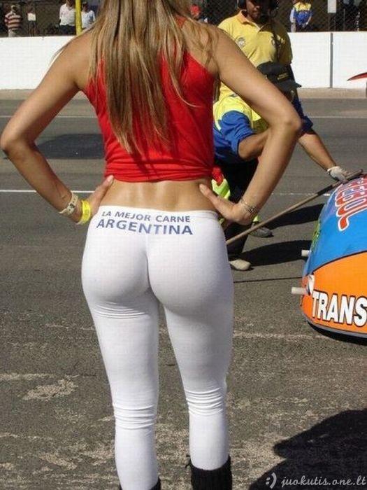 Tik Pietų Amerikoje