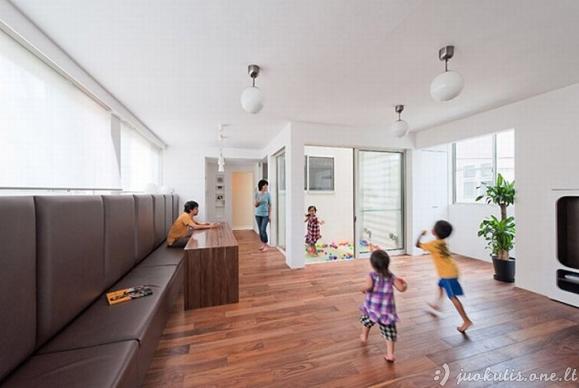 Geriausi vaikų namai