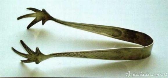 Senoviški virtuvės prietaisai