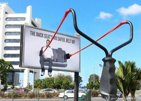 Geriausia socialinė reklama