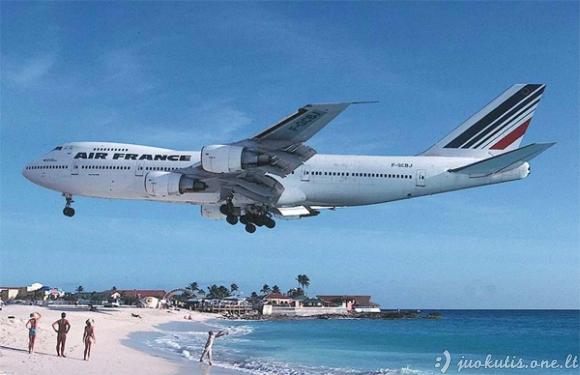 Antilų salos oro uostas