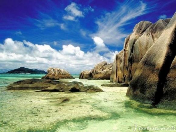 Gražiausi pasaulio paplūdimiai