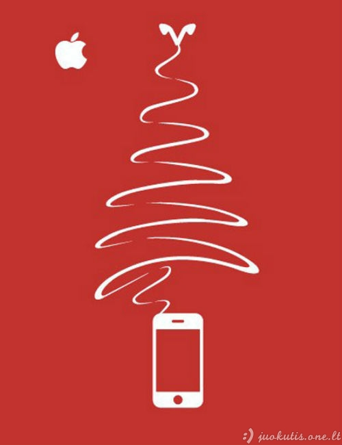Kaip reklamuojamos Kalėdos