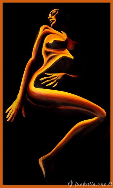 Moteriško kūno iliuzija