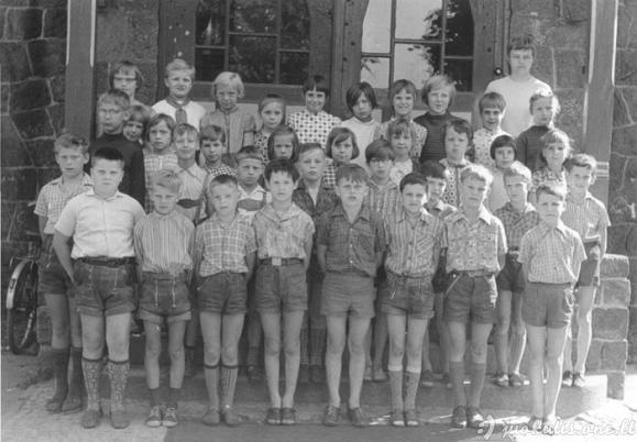 Mokyklos Prancūzijoje tada ir dabar