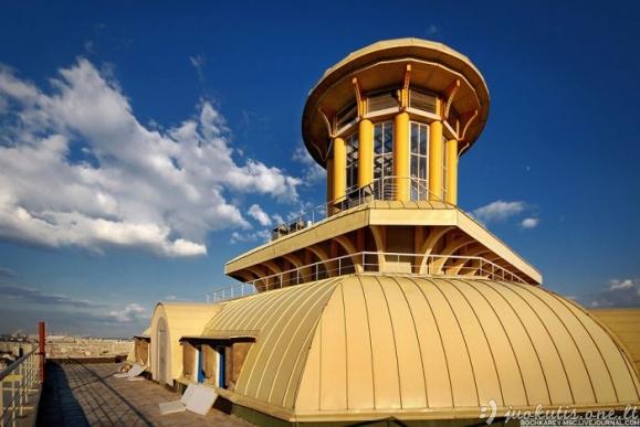 Geriausios roof'erių nuotraukos