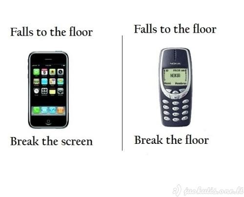 Nemirtinga Nokia 3310
