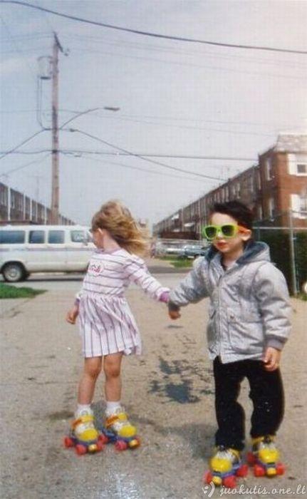 Vaikai išdykeliai
