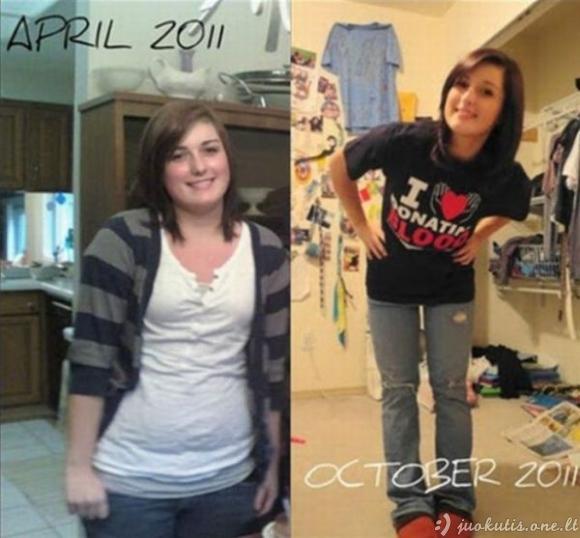 Dideli pokyčiai
