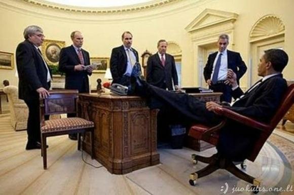 Barakas Obama darbe