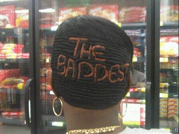Afro amerikiečių šukuosenos