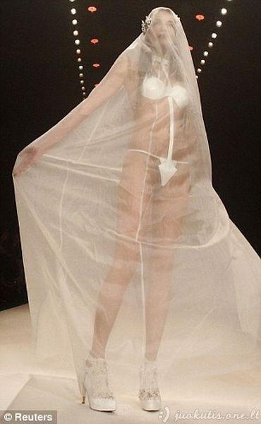 Vestuvinė suknelė G-String
