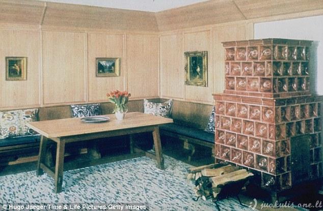 Hitlerio apartamentai