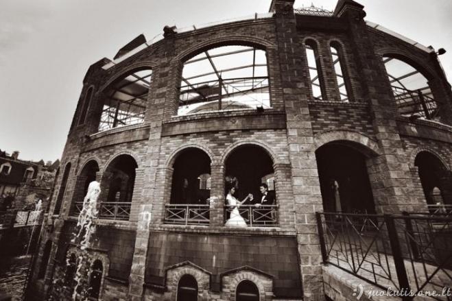 Originalios vestuvių nuotraukos