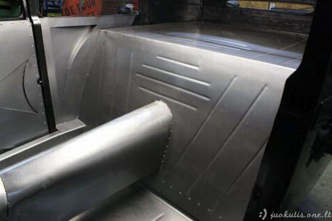 Automobilis savo rankomis