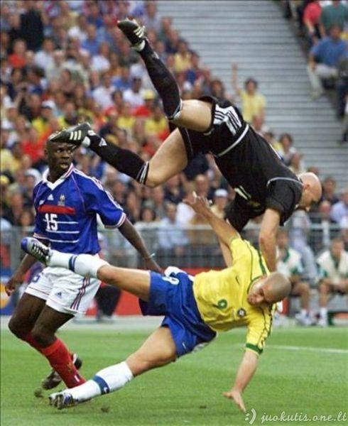 Pavojingas sportas