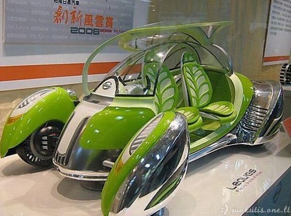WTF automobiliai