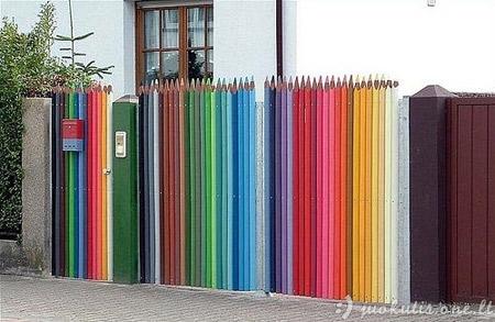 Gražios tvoros