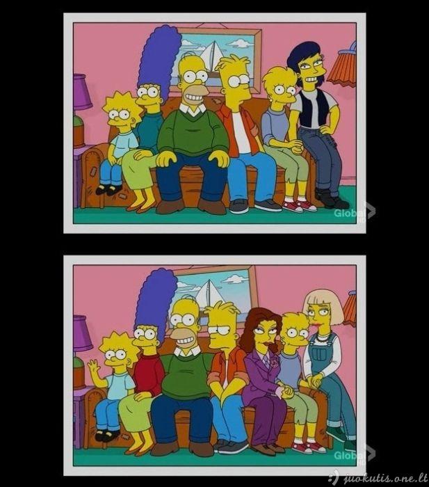 [Senas geras]: Simpsonai ateityje