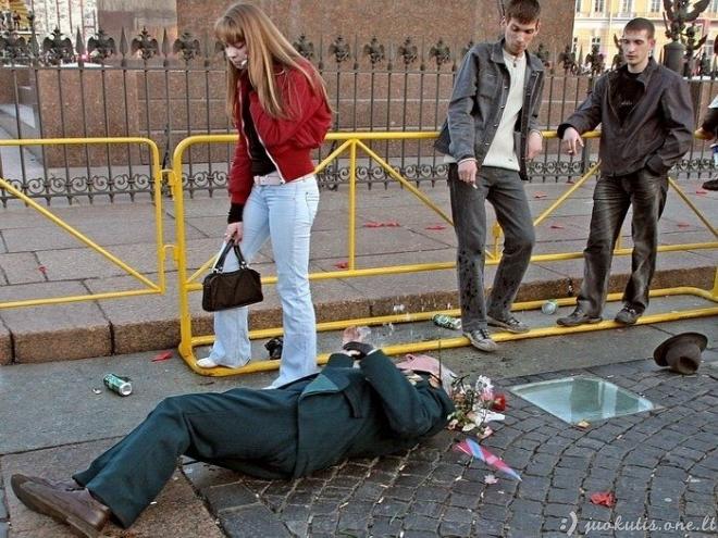 Nuotraukos iš Rusijos