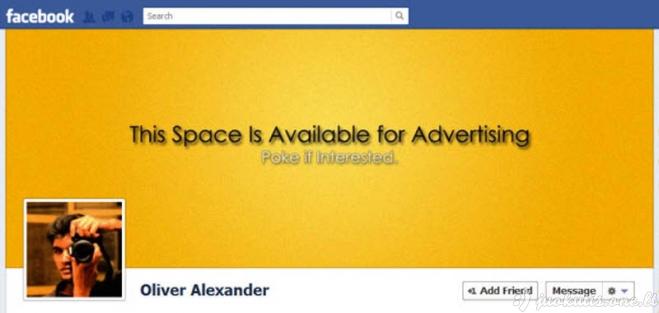 Papuošk savo Facebook puslapį