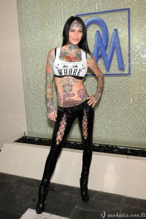 Originalus modelis Michelle Bombshell